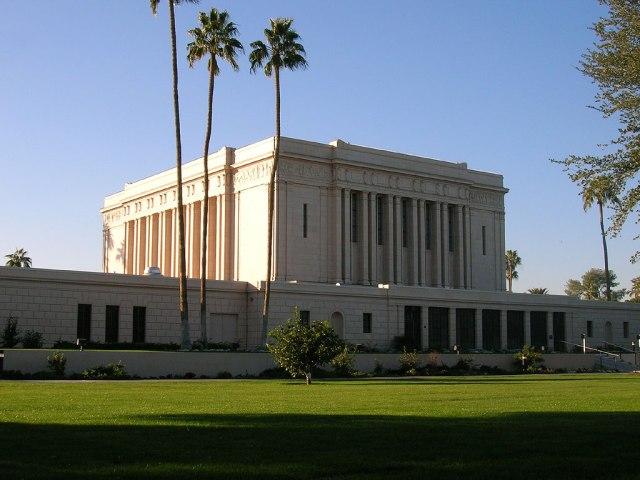 Mesa Temple 2