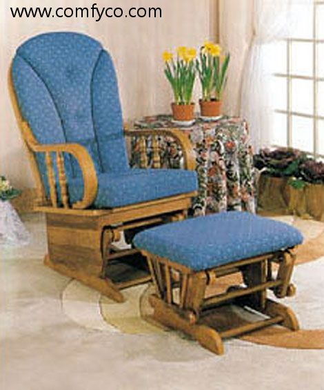 glider rocking chair plans
