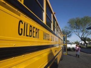 Gilbert School bus